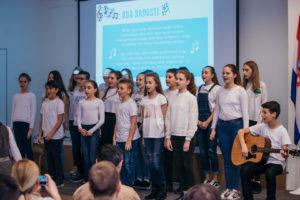 Event in Zagreb, Croatia