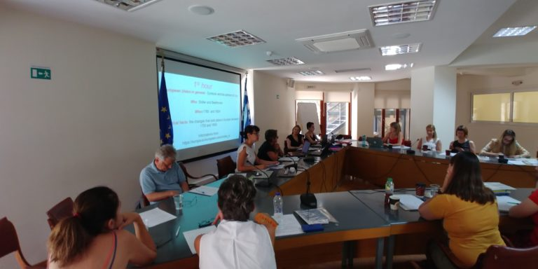 Heraklion partners' meeting